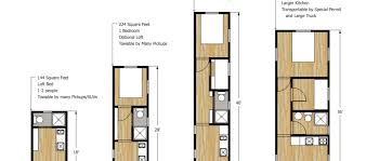 Small Picture Tiny House Trailer Plans Who Insists On Living Comfort And Mobile