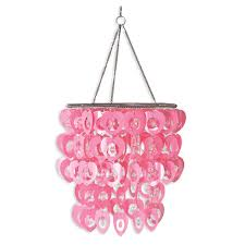 fascinating white crystal chandelier with wonderful fixture simple cute pink cupid ornament as well baby room