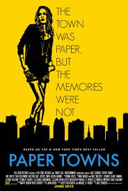 Paper towns analysis