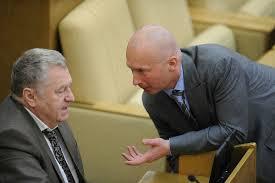 Блогеры подозревают сына Владимира Жириновского депутата Игоря  alternate text