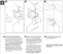 installing delta shower faucet how to install kitchen