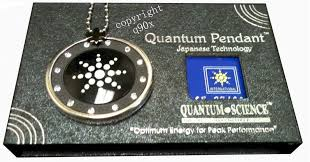 dettagli su new scalar energy pendant quantum science japanese technology healing stone lava
