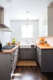 Ikea galley kitchen idea not sure if this is from ikea but from small galley kitchen layouts , source:pinterest.com 42 thanks for visiting our site, articleabove (small galley kitchen layouts) published by at. A Clean Classic 1920s Michigan Home Galley Kitchen Design Budget Kitchen Remodel Kitchen Layout