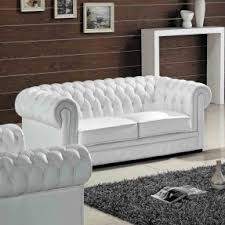 white leather couch. Madeline Leather Sofa White Couch