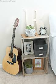 Diy Nightstand 10 Diy Nightstands That Will Add Charm And Style To Your Bedroom