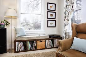 old modern furniture. Perfect Spot For Reading With A Modern Furniture Doubles As Book Shelf And Seating. Old R