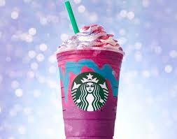 Starbucks New Color And Flavor Changing Unicorn Frappuccino