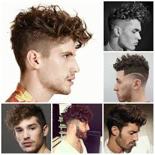 Mens Wavy Hair Style 2016 mens trendy undercut hairstyles for curly hair undercut 4138 by wearticles.com