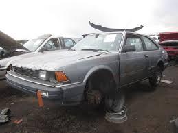 Junkyard Find: 1983 Honda Accord LX Hatchback - The Truth About Cars