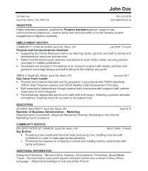 Resume Templates For Ms Word Chronological Resume Template Word