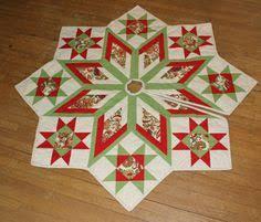 Warm Christmas Tree Skirt Patterns All Crocheted 2015 Quilting To ... & Beautiful Design Ideas Christmas Tree Skirt Patterns All Crocheted 2015  Quilting To Crochet Adamdwight.com