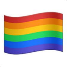 Flag Emoji Chart Rainbow Flag Emoji U 1f3f3 U Fe0f U 200d U 1f308