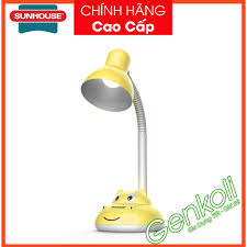 giá rẻ số 1] đèn bàn học sunhouse chính hãng - đèn học chống cận, đèn led  cao cấp she-17led (kèm bóng đèn) - Sắp xếp theo liên quan sản phẩm