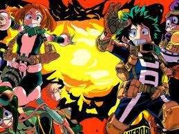 13 anime like my hero academia that