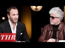 thr full oscar writers roundtable tom ford pedro almodovar taylor sheridan more you