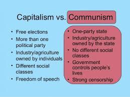 communism quotes like success capitalism vs socialism communism chart