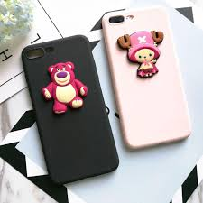 for iphone 7 phone cases three dimensional cartoon diy soft shell cell phone silicone case for iphone 7 6 6s plus make your own phone case cell phone cases