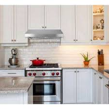 ductless range hood under cabinet. Under Cabinet Ducted Range Hood With Light And Push Button In Stainless Steel Ductless
