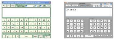 Sur internet, vous pouvez trouver des versions interactives de l'alphabet phonétique international avec lesquelles vous pouvez écouter en ligne chaque son (voir ipachart.com ou yorku.ca). Le Site Des Langues Vivantes Enseignees En Guyane