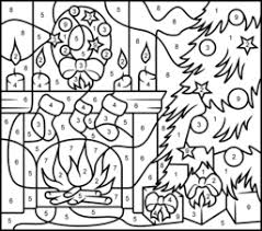 37+ Coloring Pages Hard Christmas Pictures