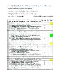 Sample School Report Magnificent Sample Security Assessment School Report Format Risk Samples Example