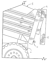 Patent us6753787 dump truck tailgate latch monitor patents 1990 bronco tailgate motor 1990 ford f 150 parts diagrams electric 78 ford bronco wiring