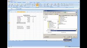 Encrypted Excel Files How To Password Protect An Excel File For Opening Excel 2007 2010