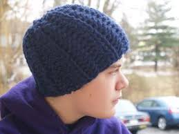 Bulky Yarn Crochet Hat Patterns Enchanting Free Pattern For Mens Crochet Hat Using Super Bulky Yarn Two Cats