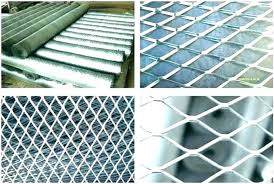 metal sheets home depot decorative for cabinet doors stainless steel wire mesh panels sheet galvanized corrugated