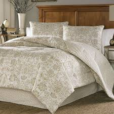 com stone cottage belvedere cotton sateen duvet cover set king beige home kitchen