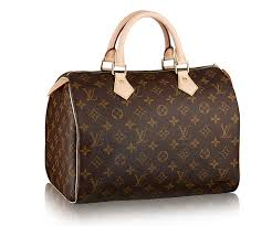 the most iconic of all the louis vuitton materials the lv monogram canvas the design of the canvas was designed by louis s son george vuitton in 1896