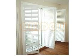bi fold window shutters faux wood shutters