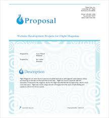 38 Business Proposal Templates Doc Pdf Free Premium Templates