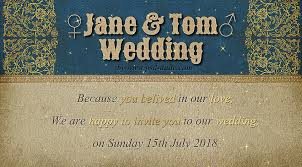 Design A Wedding Invitation With Photoshop And Textturizer