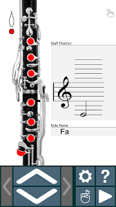 G Clarinet Fingerings 5 0 Apk Download Android Music