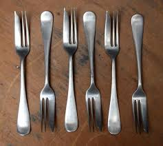 Wm Rogers Silverplate Patterns Mesmerizing Wm Rogers Flatware Pattern Set Of 48 Pastry Forks Classic Simple