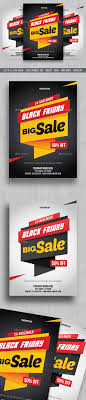 black friday flyer flyer template flyers and black friday black friday flyer psd template friday discount 10141