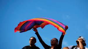 Justamente la bandera del matrimonio igualitario es una lucha que tiene muchos años. 2oufw 6v0a 5vm