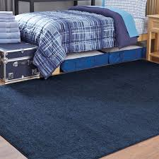 solid area rugs archive with tag navy blue solid area rug 2x3