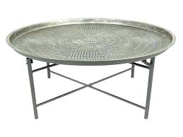 metal outdoor coffee table round furniture within tables prepare 16
