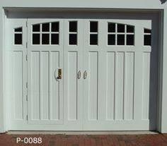 walk through garage door. Designer Doors :: Custom Garage With Matching Walk-Thru Walk Through Door E