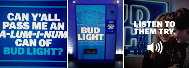 Bud Light Vending Machine Magnificent Bud Light Vending Machine On Behance