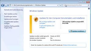 How To Update Windows 7 Convenience Rollup Für Windows 7 Das Nicht Sp2 Heise Online