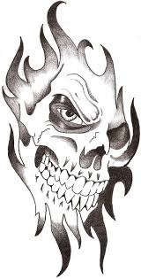 Skull Tribal By Thelob On Deviantart Bc Nápady Na Tetování