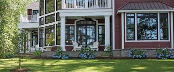 ultra series sliding patio doors with segment head transom
