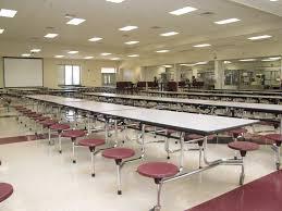 high school cafeteria. Claremont, North Carolina High School Cafeteria T