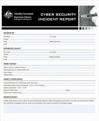 Incident Response Report Template Elegant How To Write A