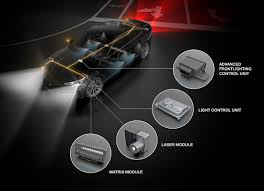 Advanced Lighting For Automotive Osram Conti Jv To Target Intelligent Vehicle Lighting