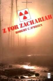 z for zachariah by robert c o brien 69477
