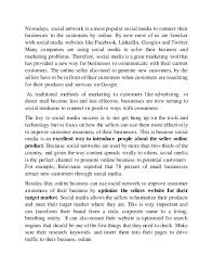essay on line essay of how an online business can use social network to improve cus